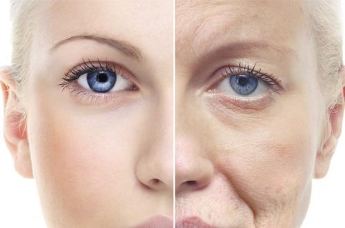 Liệu pháp chống lão hóa và làm sáng da vùng mắt phù hợp với người có