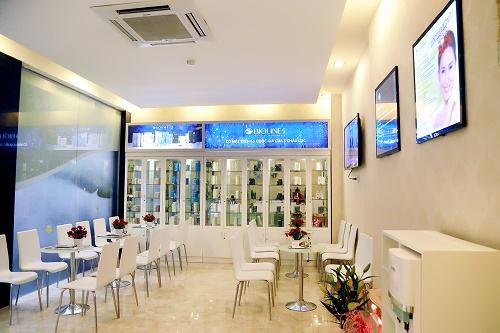 Không gian hiện đại của Thu Cúc Clincis tại Nghệ An