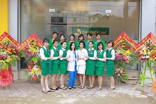 Thu Cúc Clinics là địa chỉ làm đẹp uy tín của hàng triệu phụ nữ hiện nay