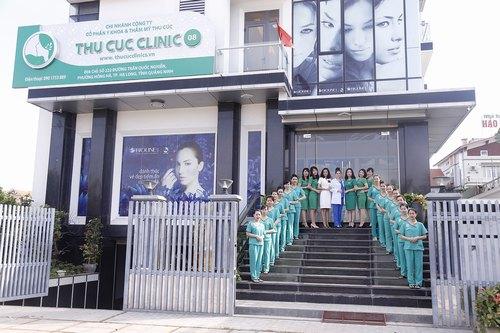 Thu Cúc Clinic Quảng Ninh tọa lạc tại địa chỉ: 222 Trần Quốc Nghiễn, phường Hồng Hà, Thành phố Hạ Long.