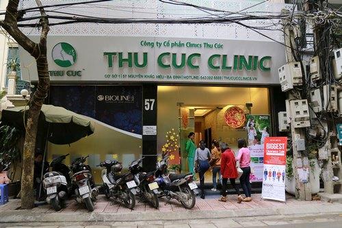 Thu Cúc Clinic 57 Nguyễn Khắc Hiếu là địa chỉ làm đẹp uy tín lâu năm, được rất nhiều chị em yêu thích và lựa chọn.