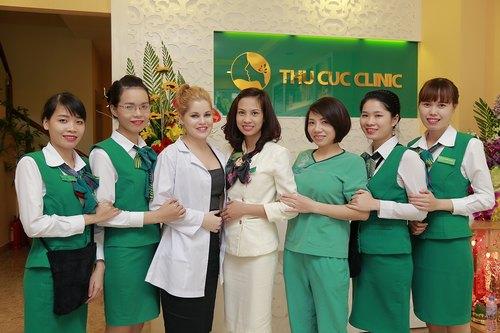Yếu tố hàng đầu giúp Thu Cúc Clinic trở thành trong những spa uy tín ở Cầu Giấy được yêu thích nhất là có nguồn nhân lực chất lượng cao.