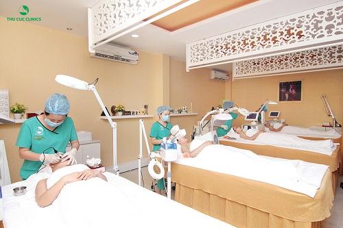 Thu Cúc Clinic Sài Gòn Quận 5