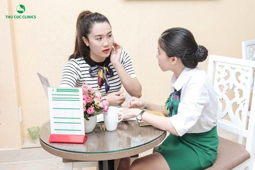 Chăm sóc da tại Thu Cúc Clinic Sài Gòn Quận 5 là thói quen của đông đảo phái đẹp Sài Thành.