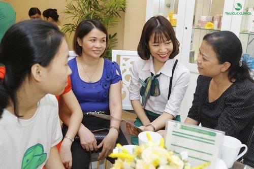 """Đặc biệt, để cảm ơn sự tin yêu của đông đảo khách hàng, Thu Cúc Clinic Thanh Hóa luôn dành những ưu đãi cực khủng, giúp các chị em có cơ hội trải nghiệm các dịch vụ cao cấp với chi phí cực """"hời""""."""