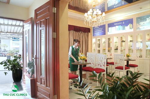 Thu Cúc Clinics Thụy Khuê – Spa uy tín mới tại quận Tây Hồ