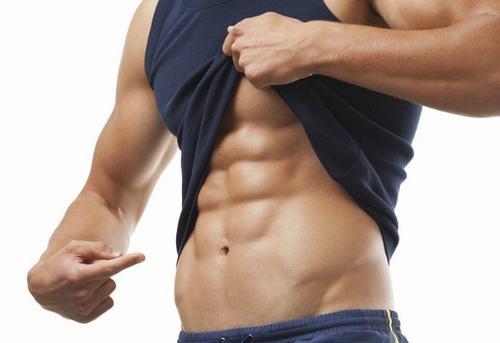Nhiều quý ông có nhu cầu triệt lông vùng bụng.