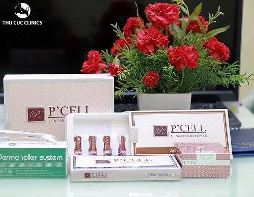 P'cell được sản xuất bằng công nghệ đặc biệt trong môi trường đặc biệt sạch, đảm bảo những tiêu chuẩn khắt khe về độ an toàn.