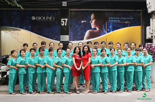 Đội ngũ bác sĩ chuyên môn giỏi, 100% chuyên viên kỹ thuật là điều dưỡng viên