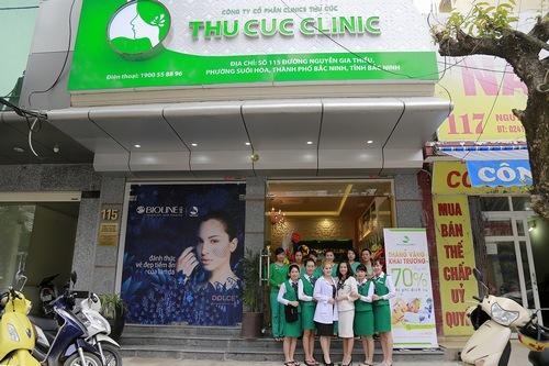 Thu Cúc Clinics - địa chỉ trị mụn lưng an toàn - hiệu quả