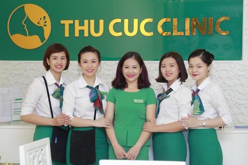 Đội ngũ chuyên viên tại Thu Cúc Clinics