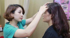 Chăm sóc da sau khi xóa xăm lông mày