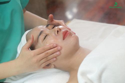 1 tuần nên chăm sóc da mặt mấy lần?
