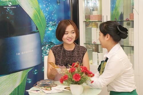 Uy tín của Thu Cúc Clinics đã được khẳng định bằng sự hài lòng của hàng triệu khách hàng.