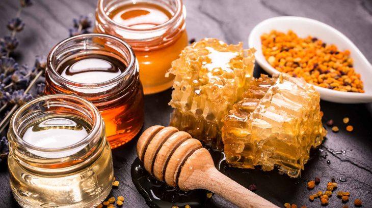 Dùng mật ong để tẩy tế bào chết