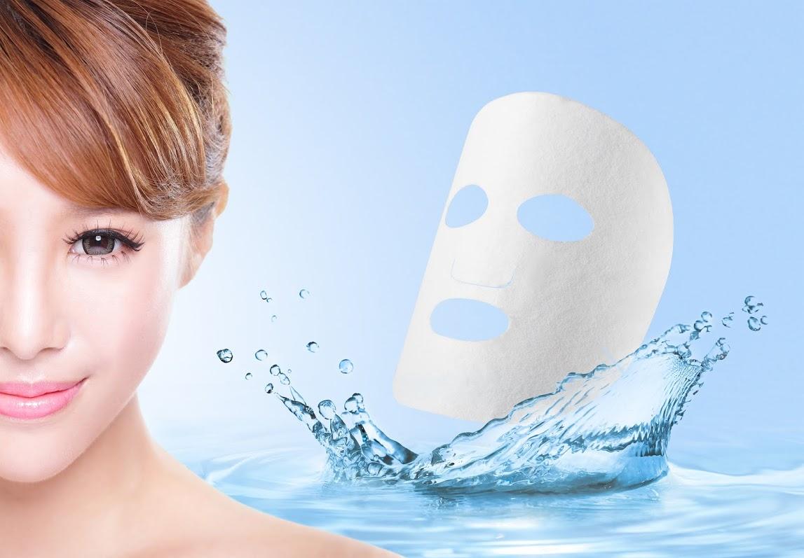 Sau khi đắp mặt nạ nên rửa lại bằng nước