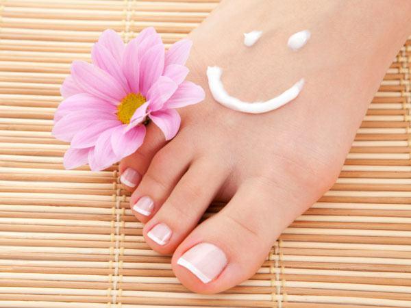 Bí mật cách chăm sóc da chân