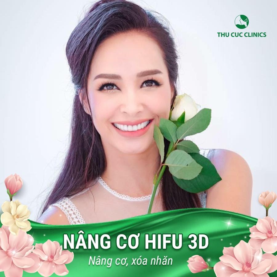 Công nghệ nâng cơ Hifu 3D thực sự là một bước đột phá lớn, giúp các chị em lấy lại vẻ trẻ trung, xuân sắc như thời đôi mươi.