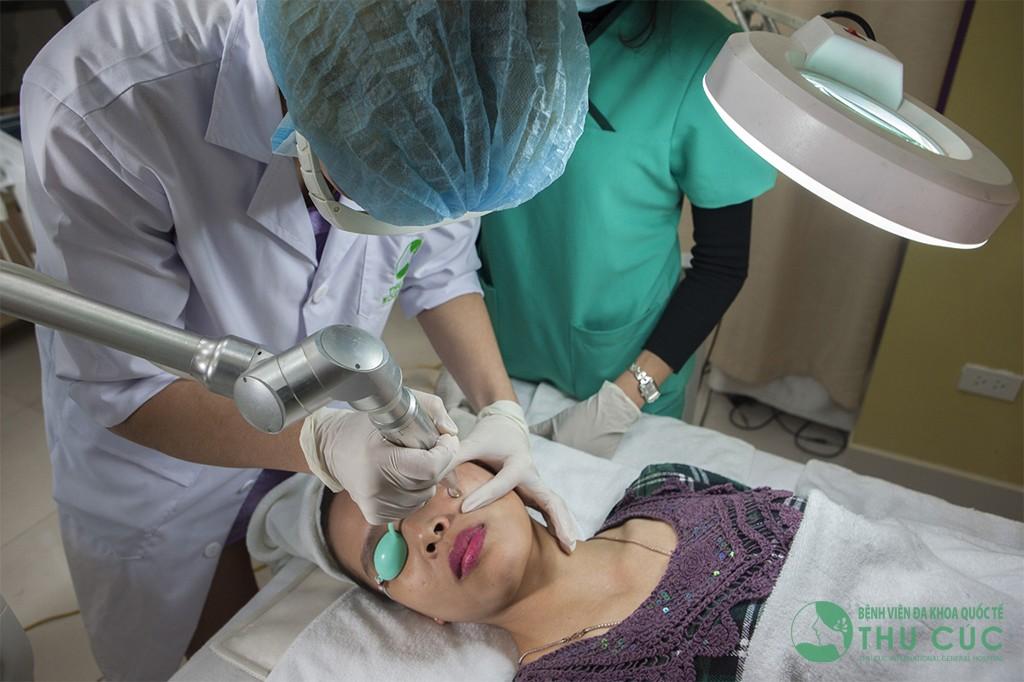 Các công nghệ dịch vụ trị nám và tàn nhang tại Thu Cúc đều đã trải qua những đợt kiểm định gắt gao để đưa vào ứng dụng và phục vụ các khách hàng thân yêu.