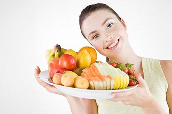 Chăm sóc da nám và tàn nhang bằng cách thay đổi chế độ ăn uống là hết sức cần thiết