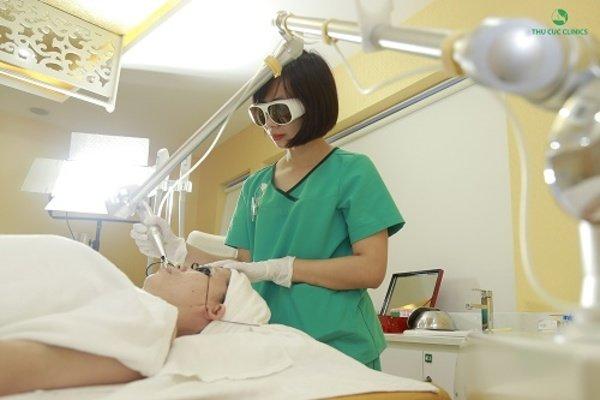 Trị nám da bằng công nghệ cao là phương pháp an toàn hiệu quả nhất