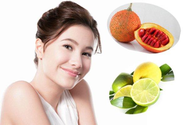 Dầu gấc không chỉ tốt cho sức khỏe mà còn giúp trị nám da mặt lâu năm an toàn
