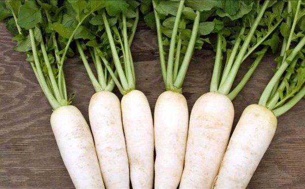 Đừng quên với công thức từ củ cải trắng để giúp da trắng hồng như ý nhé