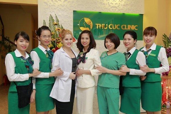 Thu Cúc sẽ cung cấp cho các quý khách hàng những dịch vụ thẩm mỹ tốt nhất.
