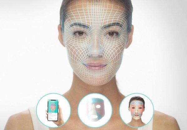 Đã bao giờ bạn nghĩ về một ứng dụng làm đẹp da mặt tự nhiên bằng cách phân tích từng vùng trên khuôn mặt?