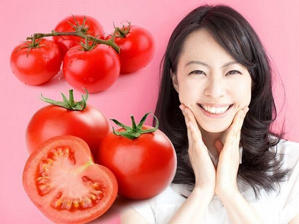 Công thức trị nám từ cà chua sẽ giúp bạn nhanh chóng lấy lại làn da sáng màu như ý