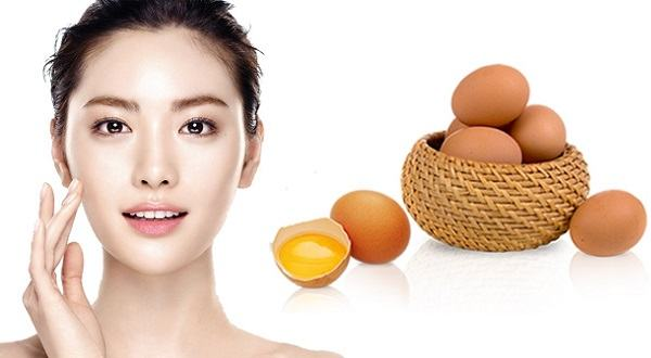 Với cách trị nám mặt từ trứng gà, nám da sẽ được làm mờ nhanh chóng