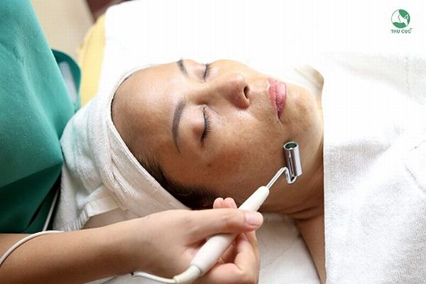 Trị sẹo bằng công nghệ cao tại Thu Cúc giúp trị sẹo lên tới 95%