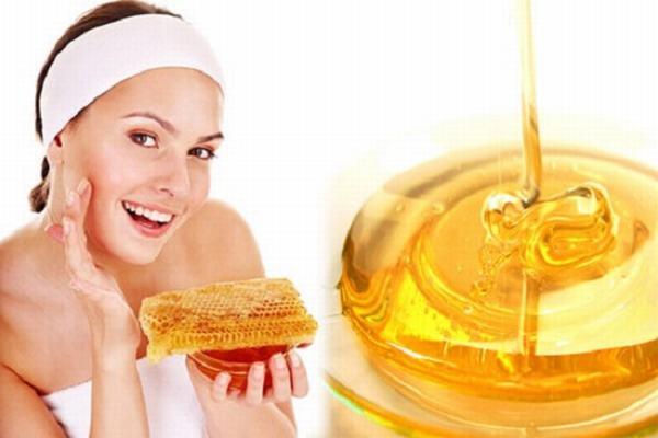 Mật ong vốn là nguyên liệu chữa thâm sẹo hiệu quả