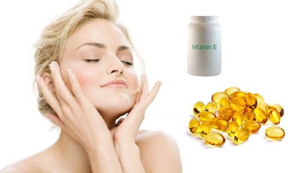 Vitamin E vốn có khả năng trị sẹo nếu biết sử dụng đúng cách