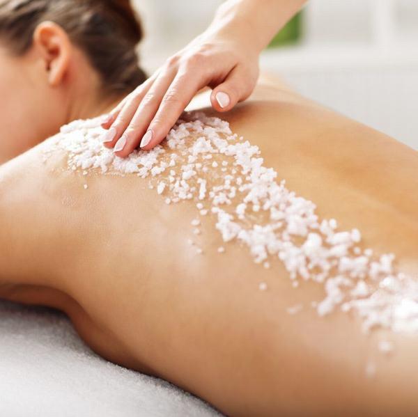 Muối khoáng được sử dụng nhiều trong việc chăm sóc làn da và cơ thể.