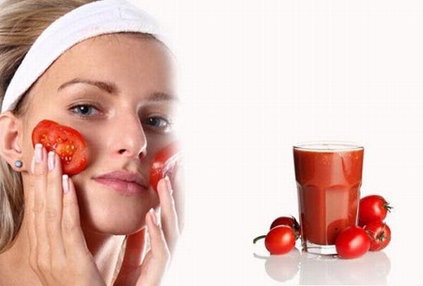 Cà chua là loại quả lành tính vừa giúp làm trắng da, vừa trị nám hiệu quả