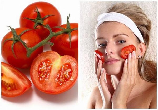Với công thức từ cà chua bạn nên chăm chỉ thực hiện để có được hiệu quả trị nám tốt nhất
