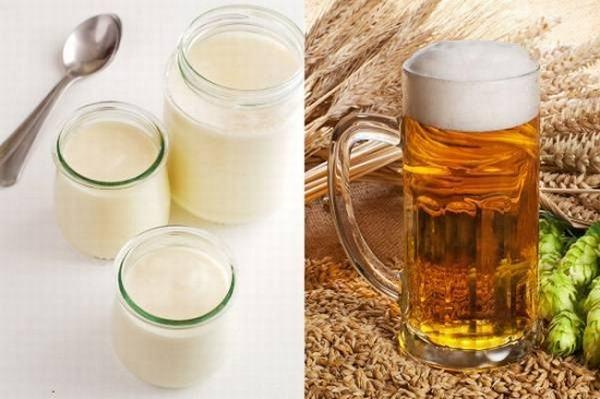 Mỗi tuần thực hiện làm trắng da bằng bia 2 lần, sau khoảng 1 tháng làn da ngăm đen sẽ được cải thiện