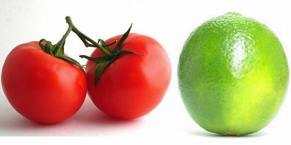 Với công thức tắm trắng bằng cà chua + chanh bạn nên chăm chỉ thực hiện để có được kết quả tốt nhất